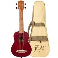 FLIGHT NUS380 CORAL - Укулеле сопрано