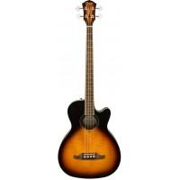 FENDER FA-450CE Bass 3T Snbrst LR 4-струнная электроакустическая бас-гитара,...