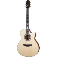 CRAFTER PG G-MAHOce - электроакустическая гитара, верхняя дека Solid ель,...