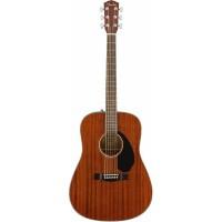 FENDER CD-60S DREAD ALL-MAH WN акустическая гитара, цвет натуральный