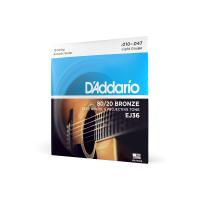 D'ADDARIO EJ36 - Струны для 12-ти струнной акустической гитары