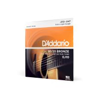 D'ADDARIO EJ10 - Струны для акустической гитары