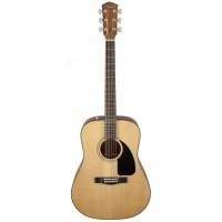 FENDER CD-60 DREAD V3 DS NAT WN акустическая гитара, цвет натуральный