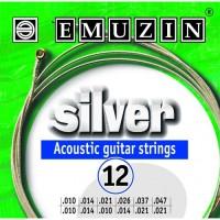 EMUZIN 12А233 - Струны для 12-ти струнной акустической гитары