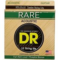 Струны для 12 струнной гитары DR RPL-10/12