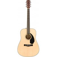 FENDER CD-60S DREAD NAT WN акустическая гитара, цвет натуральный