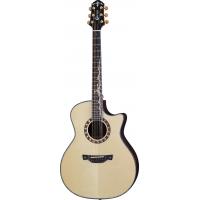 CRAFTER ML G-1000ce - электроакустическая гитара, верхняя дека Solid ель,...