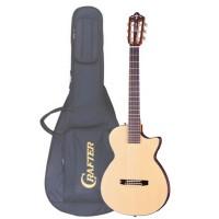 CRAFTER CT-125C N Чехол - Электроакустическая гитара шестиструнная