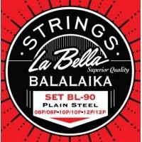 LA BELLA BL90 - Струны для балалайки прима