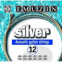 EMUZIN 12А231 - Струны для 12-ти струнной акустической гитары