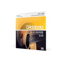 D'ADDARIO EJ14 - Струны для акустической гитары