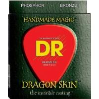 DR DSA 10/12 - Струны для 12-ти струнной акустической гитары