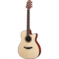CRAFTER HT-250CE - электроакустическая гитара, верхняя дека ель, корпус...