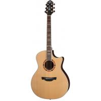 CRAFTER STG G-18ce - электроакустическая гитара, верхняя дека Solid кедр,...
