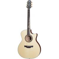 CRAFTER ML G-MAHOce - электроакустическая гитара, верхняя дека Solid ель,...