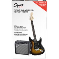 FENDER Squier Affinity Series™ Precision Bass® PJ Pack, Laurel Fingerboard,...
