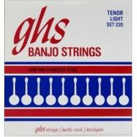 GHS 220 - Струны для банджо