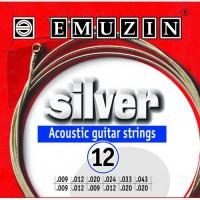 EMUZIN 12А232 - Струны для 12-ти струнной акустической гитары