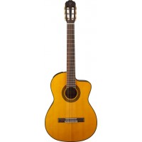 TAKAMINE GC1CE NAT классическая электроакустическая гитара с вырезом, цвет...